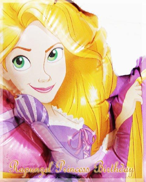 ディズニープリンセス♪ラプンツェルの誕生日2