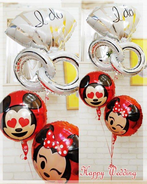 be happy like Mickey & Minnie!