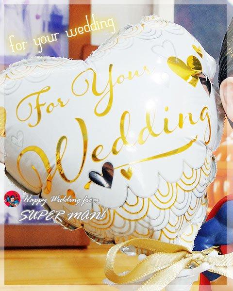 結婚式用バルーン