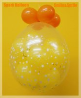 spark balloon☆スマイルスマイル