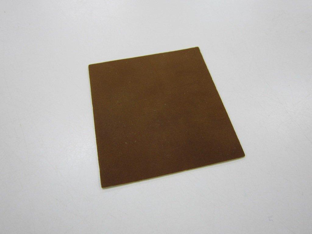 燻革製 握り革(四角形)