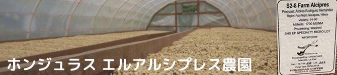 【ホンジュラス エル アルシプレス農園】生豆220gを受注後焙煎【限定】【画像2】