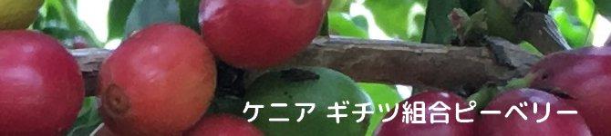 【ケニア・ギチツ組合ピーベリー】 生豆220gを受注後焙煎【数量限定】【画像2】