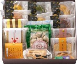こだわり素材のドーナツとオススメ洋菓子セット 16種3800円