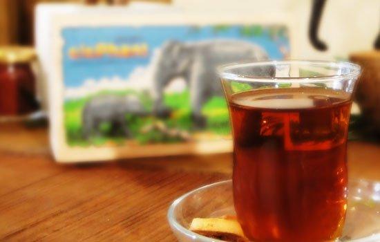 オーガニック紅茶(ウバ) ゾウ