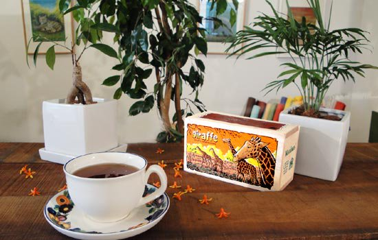 オーガニック紅茶(アールグレイ) キリン