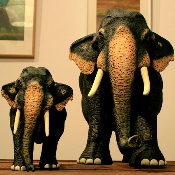 ZOO COLLECTION1 アニマルフィギュア ELEPHANT(M)