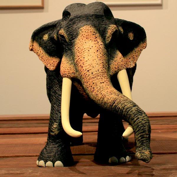 ZOO COLLECTION1 アニマルフィギュア ELEPHANT(L)