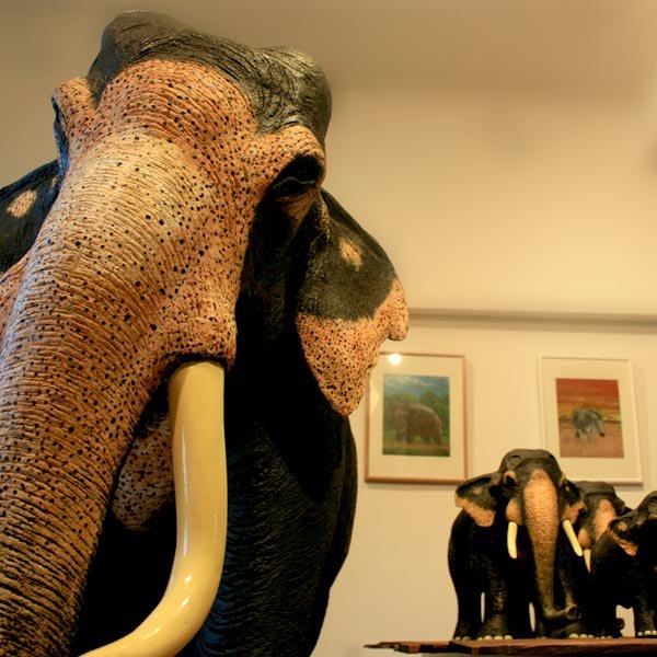 ZOO COLLECTION1 アニマルフィギュア ELEPHANT(ジャンボ)