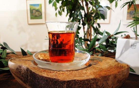 オーガニック紅茶(ウバ) アカウミガメ
