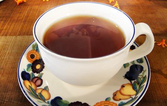 オーガニック紅茶(オレンジ) シャチ