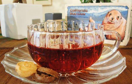 オーガニック紅茶(マンゴー) カリフォルニアアシカ