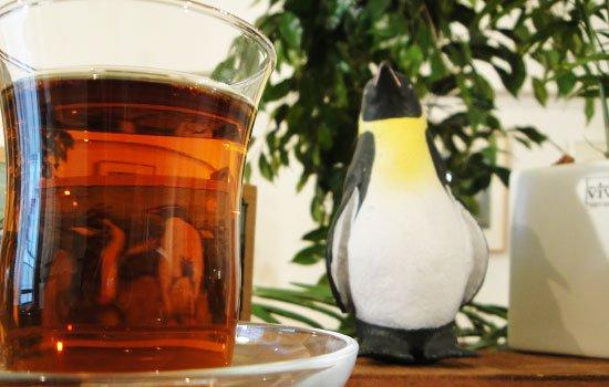 オーガニック紅茶(レモン) イワトビペンギン
