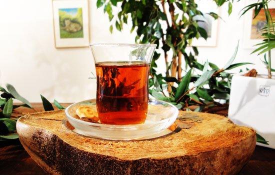 オーガニック紅茶(レモン) ヒョウ