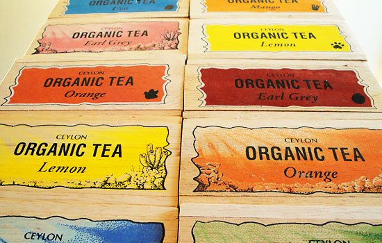 オーガニック紅茶 アールグレイ(お試し少量パック)