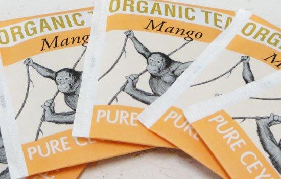 オーガニック紅茶 マンゴー(お試し少量パック)