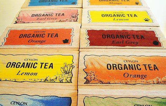オーガニック紅茶 レモン(お試し少量パック)