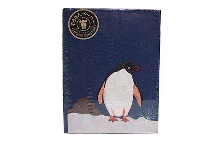 ぞうさんペーパー 海 ノートM(ペンギン)
