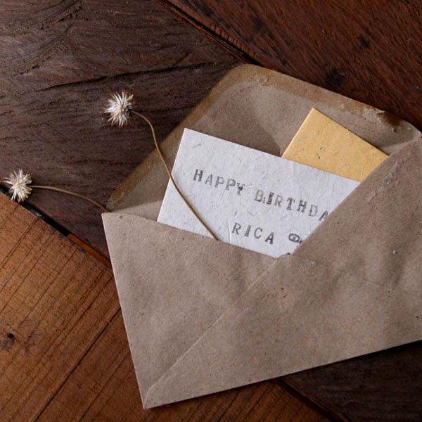 MIW メッセージカード