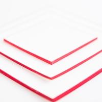 懐紙・四方紅