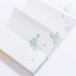 蛇腹便箋 千代見草(ちよみぐさ)【便箋のみ270枚綴り】