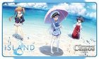 「ISLAND」特製ラバープレイマット<img class='new_mark_img2' src='https://img.shop-pro.jp/img/new/icons24.gif' style='border:none;display:inline;margin:0px;padding:0px;width:auto;' />