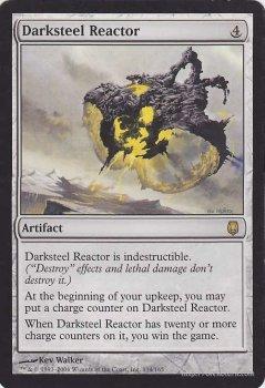 ダークスティールの反応炉/Darksteel Reactor 【R】 ※英語版