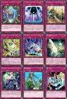 遊戯王 サイバネティック・ホライゾン ノーマル罠9種×1枚セット