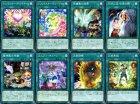 遊戯王 サベージ・ストライク ノーマル魔法8種×1枚セット