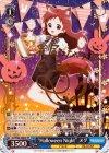 """Halloween Night"" メグ【SP】※箔押しサイン(村川梨衣)"