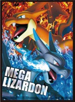 デッキシールド「メガリザードン」|ポケモンカードゲーム通販のカードミュージアム