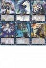 異世界との邂逅 コモン 青全6種各4枚セット