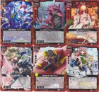 神子達の戦場 C赤全6種各4枚セット
