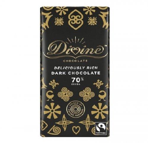 70%ダークチョコレート90g