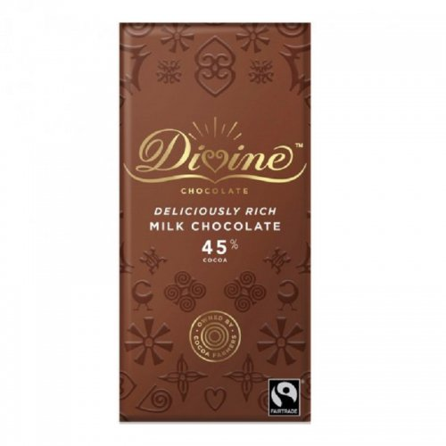 45%ミルクチョコレート90g