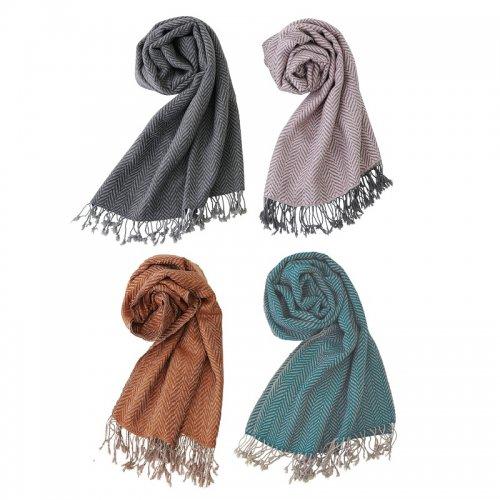 手織り布のコットンストール