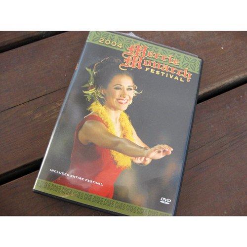 メリーモナークフェスティバル公式DVD 2004