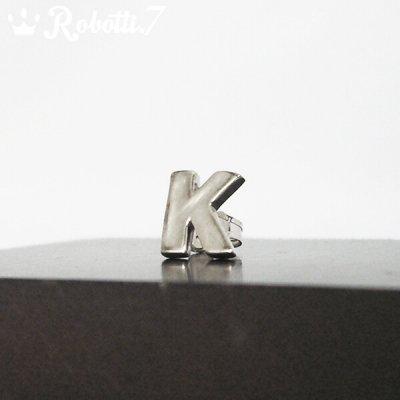 イニシャルピアス[K]-lead style-