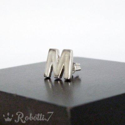イニシャルピアス[M]-lead style-