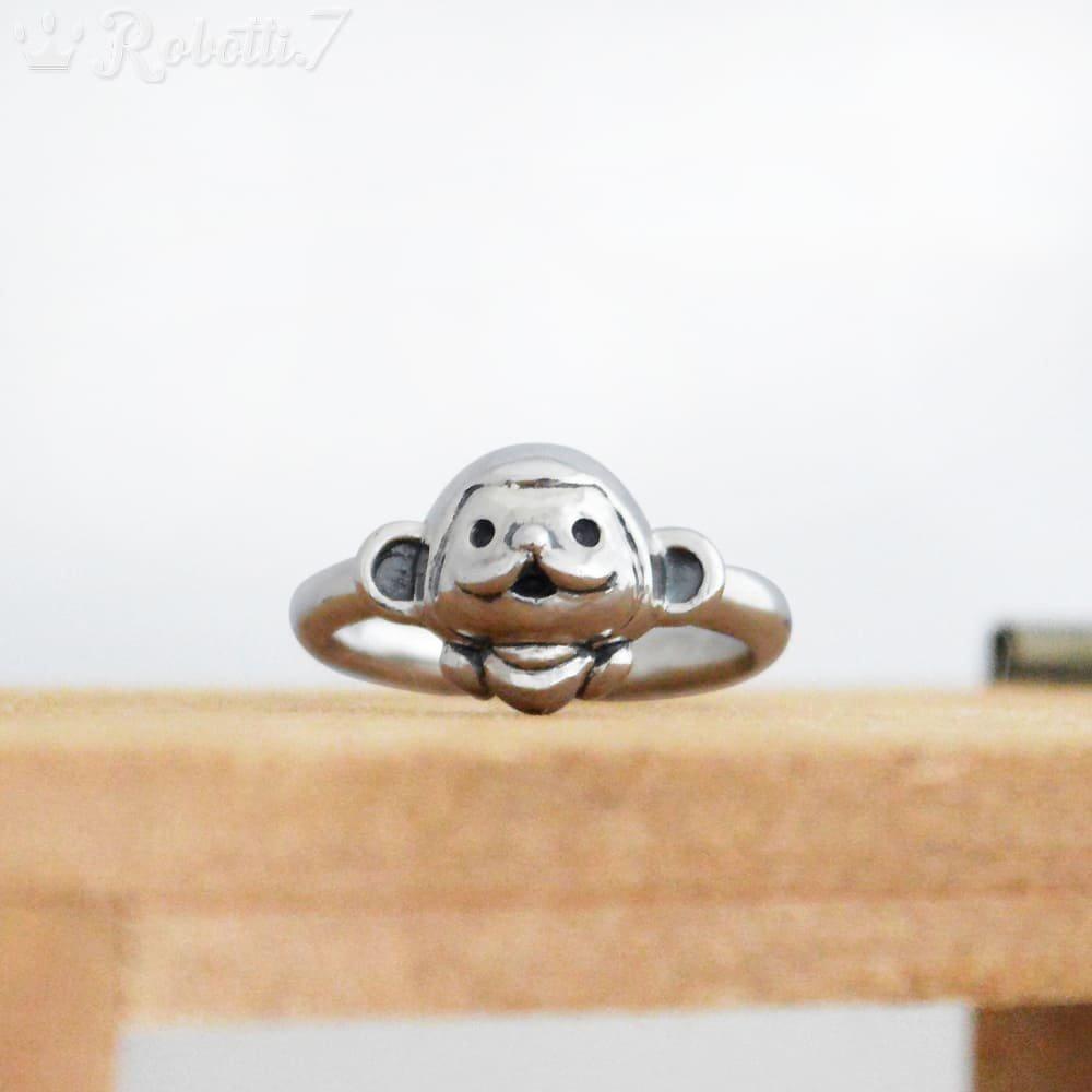 おさるのリング