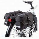 Panasonic (パナソニック) 電動自転車 HURRYER (ハリヤ) 専用 パニアバッグ(NCY700S)