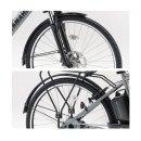 YAMAHA (ヤマハ) PAS Brace (パスブレイス) 専用 フェンダー 【ドロヨケ】【泥よけ】【泥除け】