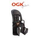 OGK (オージーケー) RBC-011DX3 ヘッドレスト付き コンフォートリアチャイルドシート (うしろ子供のせ)