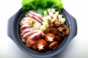 冷凍合鴨鍋セット(送料・税込・)