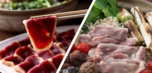 冷凍合鴨本鴨鍋食べ比べセット(送料・税込)5〜6人前