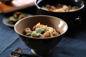 【K-195】鴨めしセット(炊き込みご飯の素)3合炊き2回分!3合のお米にスープ、お肉、野菜を入れて炊くだけの簡単調理!