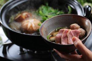 【早割商品】【K-140】 合鴨鍋セット (2〜3人前)「モノクロの本当に美味しいお取り寄せで鍋代表に選ばれました&日本一旨いお取り寄せ」辛口ランキング185の鍋編で1位に選ばれました