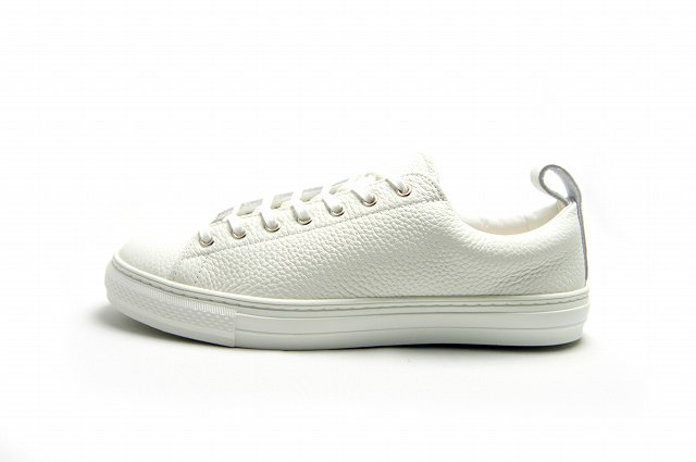 【SALE 20%OFF】【Made in Japan】buddy bull terrier Chubby Grain WHITE【2016 F/W】