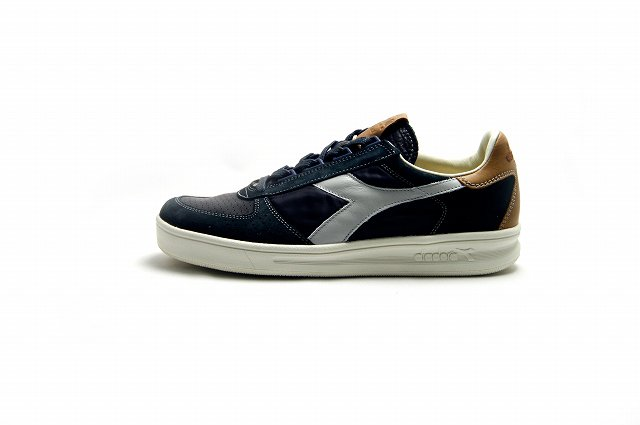 【SALE 20%OFF】【Made in Italy】DIADORA HERITAGE(ディアドラ ヘリテージ) B.ELITE NV【2016 F/W】