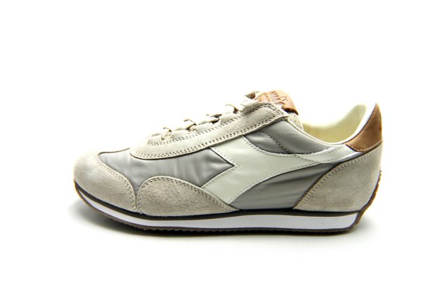 【SALE 20%OFF】【Made in Italy】DIADORA HERITAGE(ディアドラ ヘリテージ) EQUIPE ITA GREY【2016 F/W】